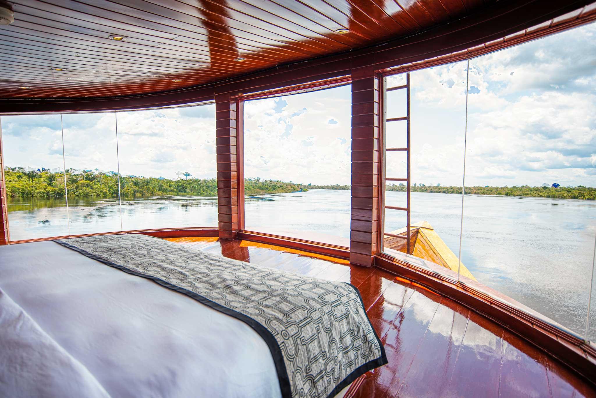 Crucero Amazonas