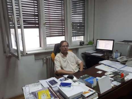 Directorul Institutului Elie Wiesel, Alexandru Florian