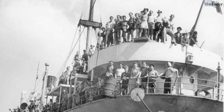 Evrei imigranți în Israel