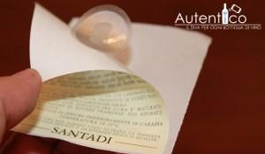 Autentico - NFC per antcontraffazione vino
