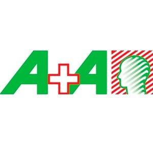 Logo A+A 2017 RFID Global