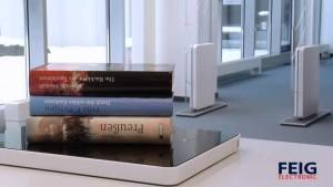 RFID nelle biblioteche