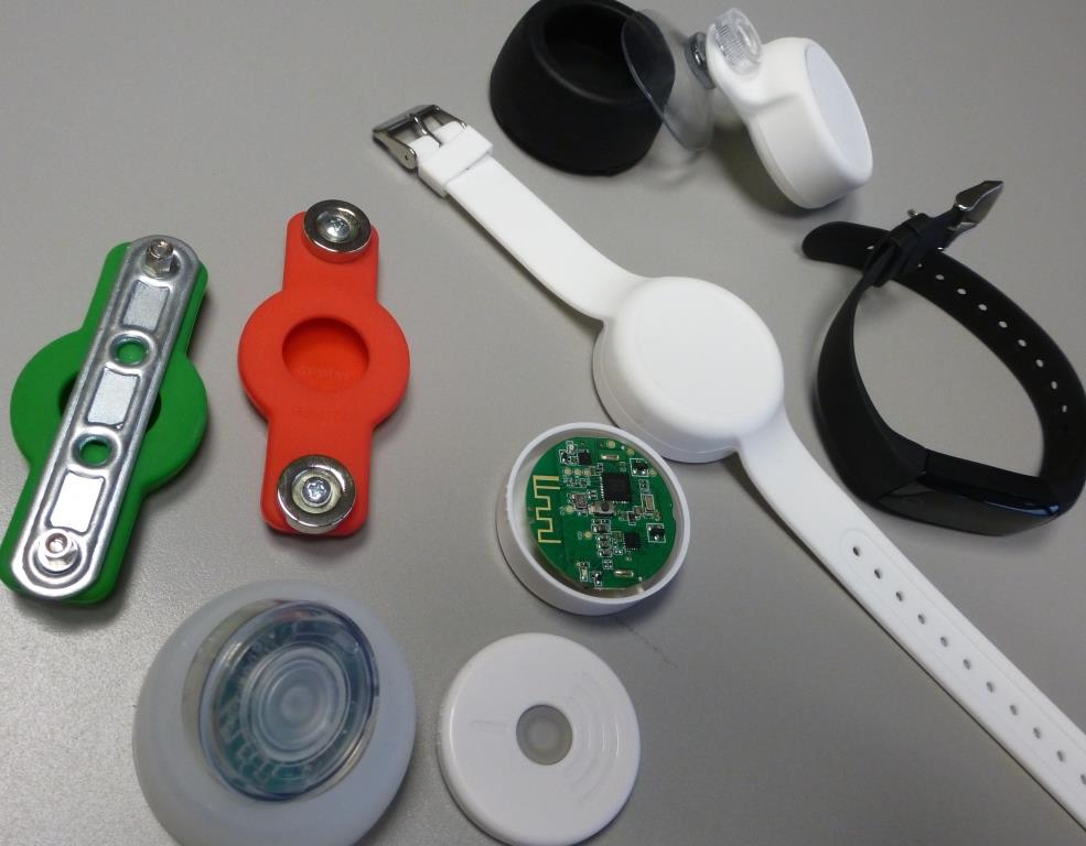 Bluetooth Low Energy Beacon by BluEpyc