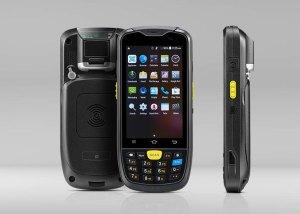 C6000 Android Rugged Handheld Computer - viste