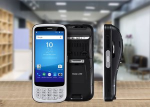 C75 - Android Rugged Mobile Computer with Printer - ambiente