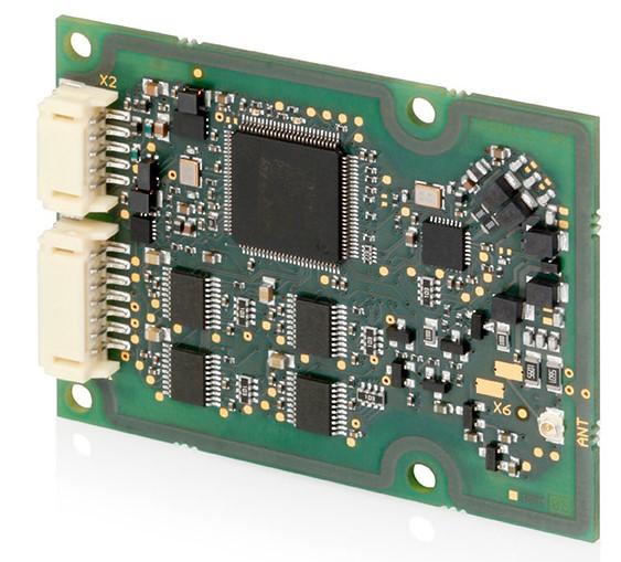 CPR74.4SCUSB OEM Reader RFID HF per pagamenti contacless EMVco ready - Socket per 4 Security Access Modules (SAM)