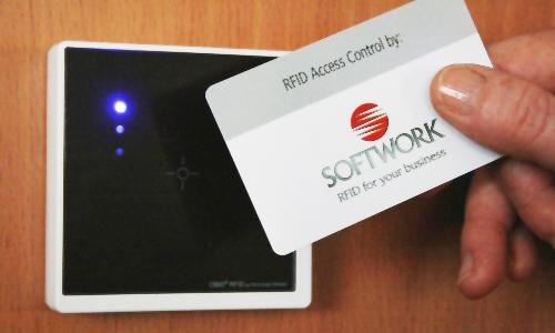 MAX50.10-RE - Controllo Accessi RFID Stand Alone Ethernet PoE