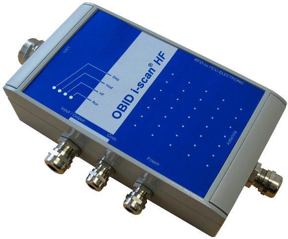 RFID Long Range Reader LR1002, banda HF