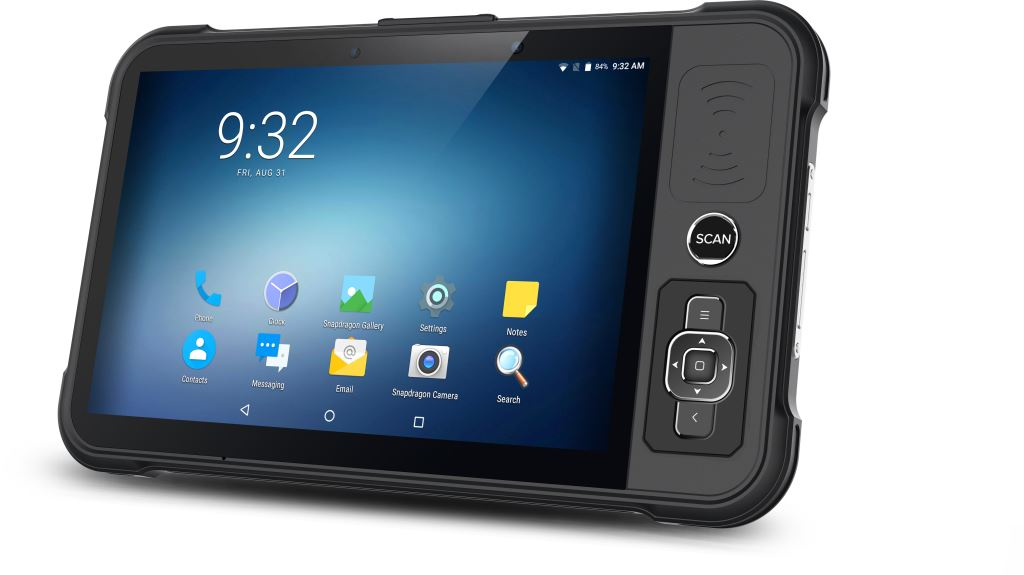 RFID industrial tablet P80 Chainway by RFID Global