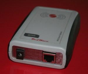 RED.MRU80.FLY RFID UHF Controller Lan - WiFi - GPRS - Famiglia RedWave Cloud Smart con CPU on-Board
