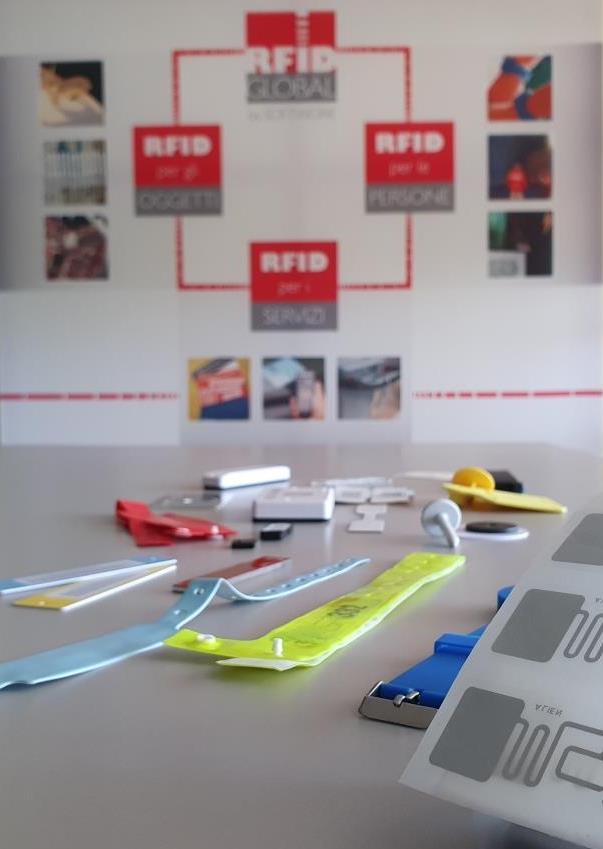 RFID UHF & HF tag family - RFID Global