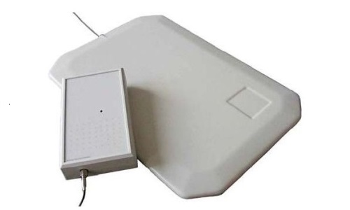 RFID HF MR102 Reader+Pad Antenna Feig Electronic