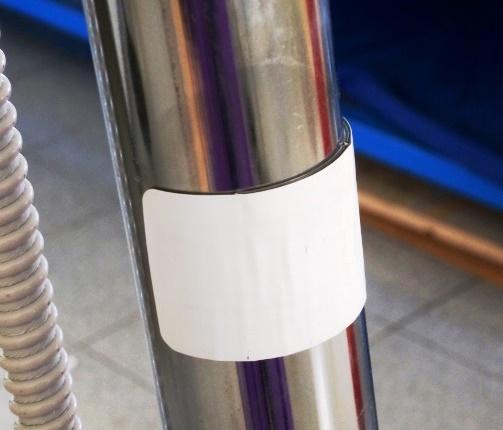 Silverline On Metal Label RFID UHF