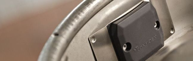 On Metal Hard Tag RFID UHF Ironside Global. Resistente ad impatto, immersione ed alte temperature.