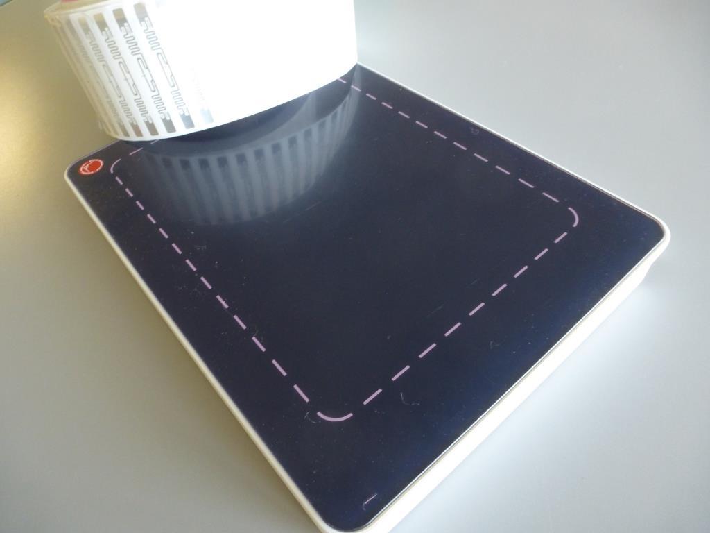 RFID UHF Shielded Pad Reader SPAD.U - RFID Global by SOFTWORK