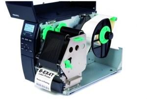 Stampante RFID Toshiba Tec B-EX4T1 printer Linea Industrial. Moduli RFID HF e RFID UHF EPC ISO 18000-6 - facile accesso ed installazione opzioni
