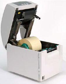 Stampante RFID ToshibaTec B-SA4TP Linea Office Plastic. Moduli RFID HF e RFID UHF EPC
