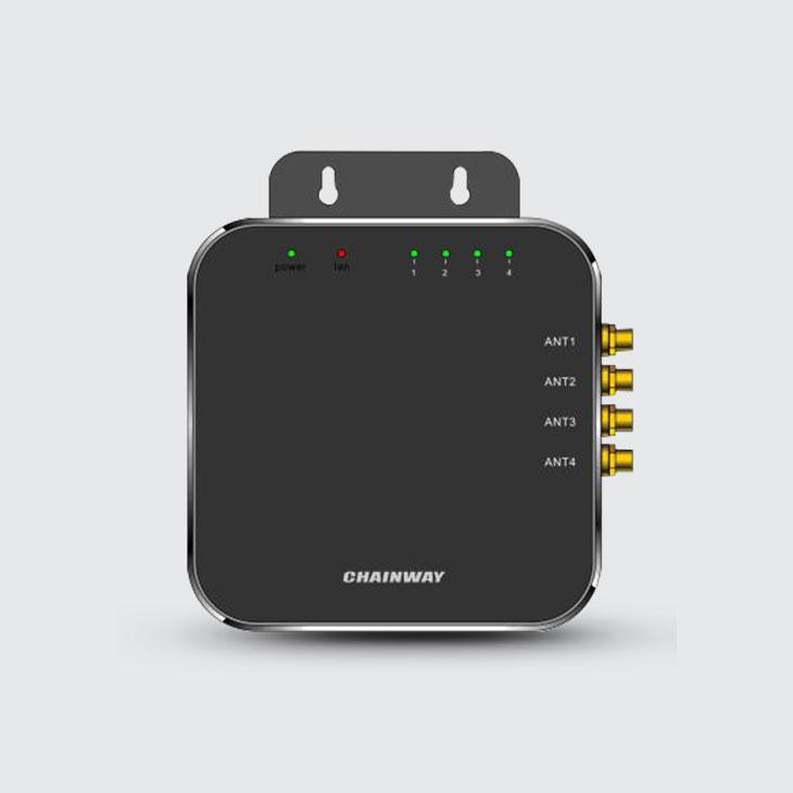 UR4 - Fixed Reader RFID UHF 4 Mux Antenna