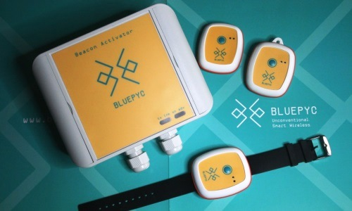 BluEpyc Beacon Wake-up Activator system