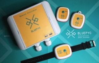 BluEpyc Beacon Wake-up Activator system