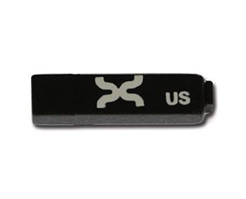 Les tags métal XS