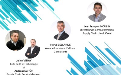 Les tendances de la Supply Chain digitale en France en 2019