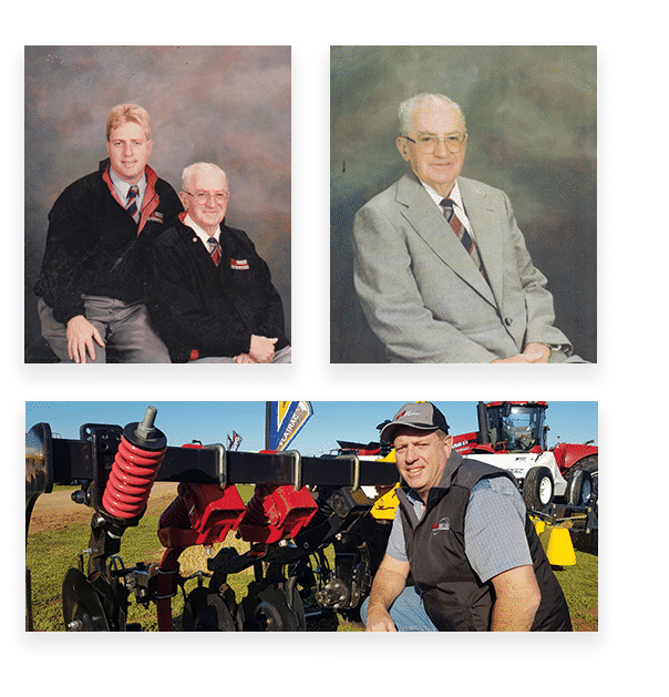 Leaders in No-Till Farm Machinery - RFM NT Family