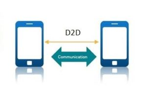 5G-Dispositivo a Dispositivo