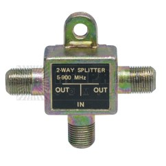 2 Way Splitter World Map For Visio Diagram 1 Tv 5 900mhz Type F Adapters