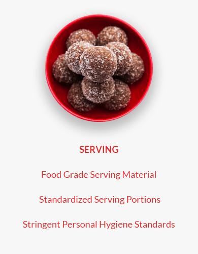 RFSPL Food Serving Standards