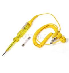 electric tester pen test probe leads screwdriver motor car volt 6v 12v 24v neon [ 1000 x 1000 Pixel ]
