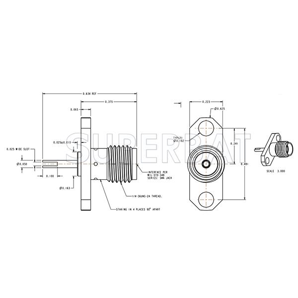 RF coaxial connectors,adapters, cable assemblies,aluminum