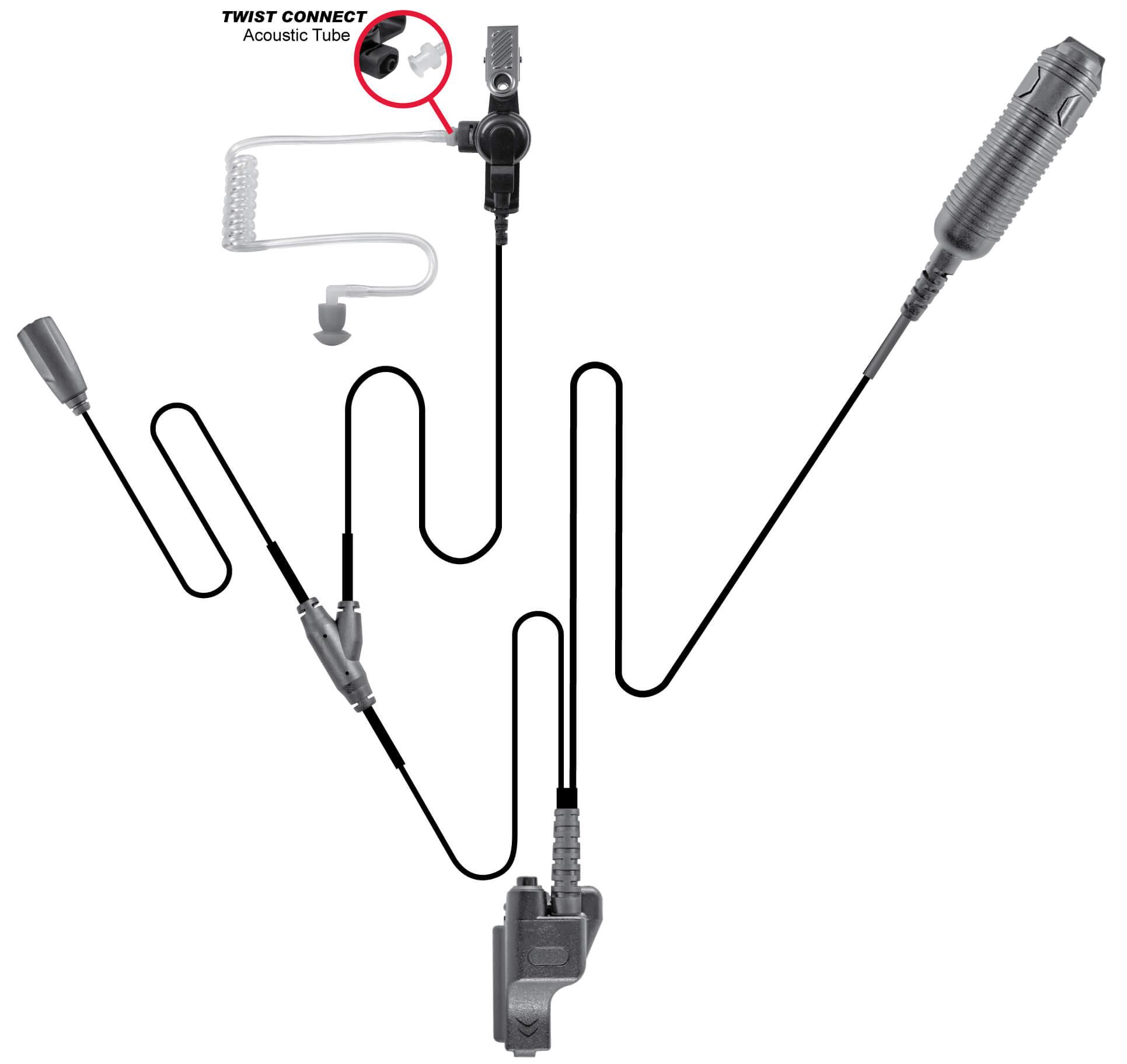Audio Accessories :: Lapel Microphones :: Motorola