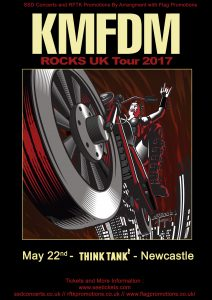 kmfdm copy 212x300 - KMFDM - first ever Newcastle show!