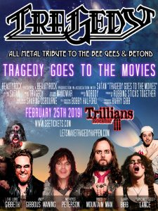 Tragedy Trillians 225x300 - Tragedy - new album and video out now