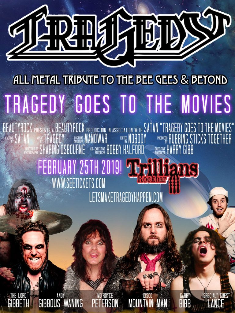 Tragedy : The Heavy Metal Tribute to the Bee Gees and Beyond
