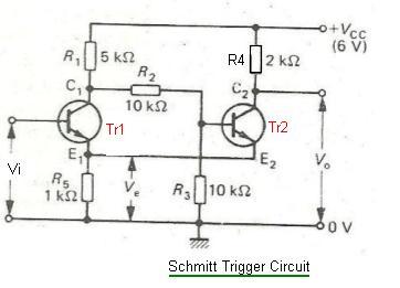 UTP vs LTP-Difference between UTP and LTP of Schmitt Trigger