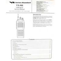 MMHX580T Standard HX580T Paper Service Manual for the