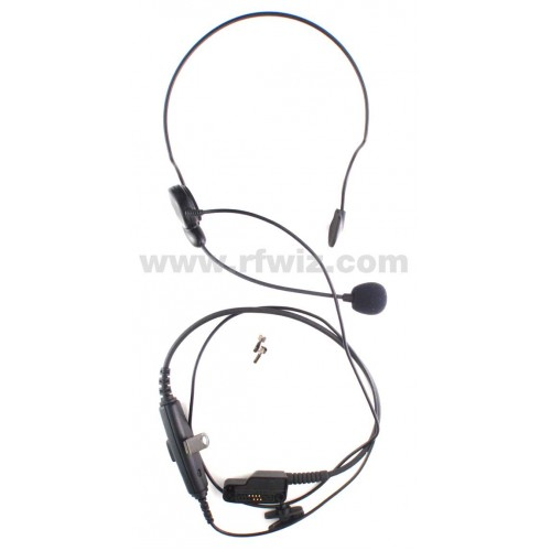 VH-115M Vertex Standard Breeze Headset with PTT Button