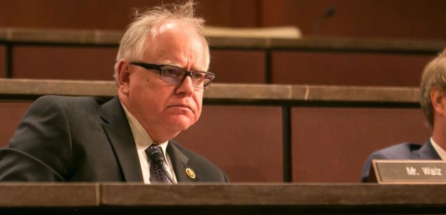 """VIDEO: Tim Walz Attacks Rural Minnesota As """"Mostly Rocks and Cows"""""""