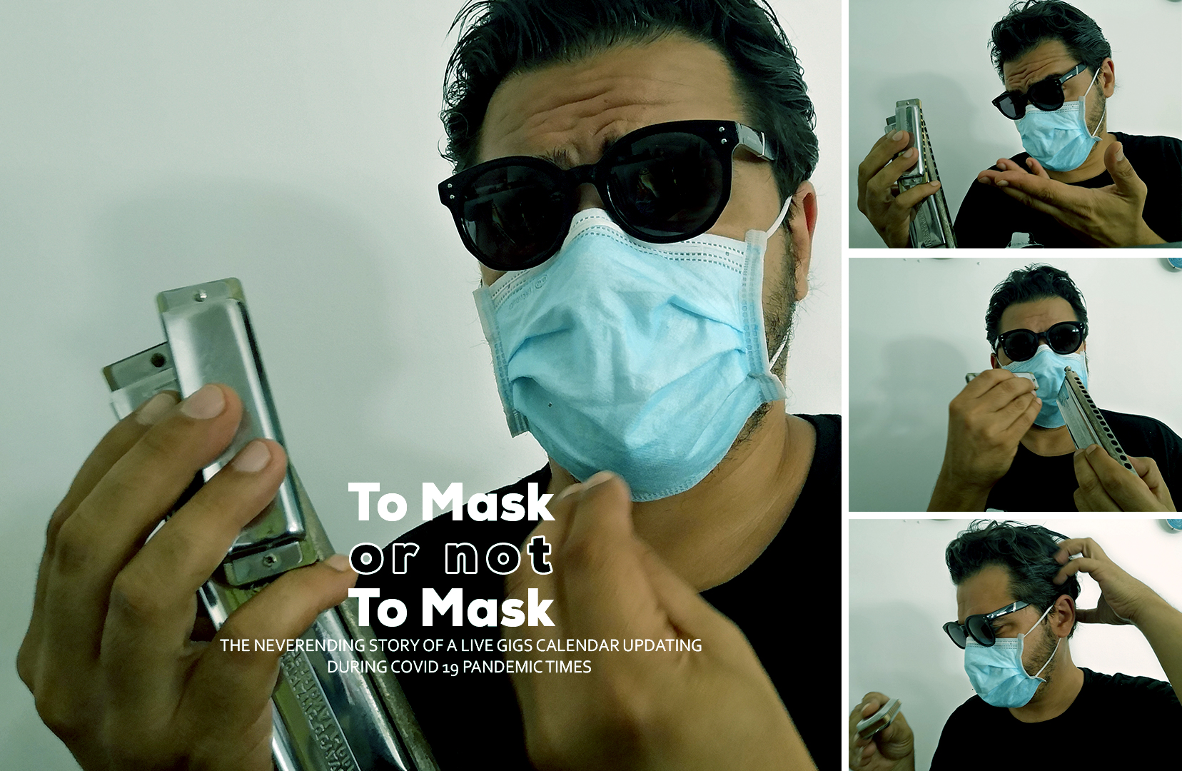To Mask Or Not To Mask