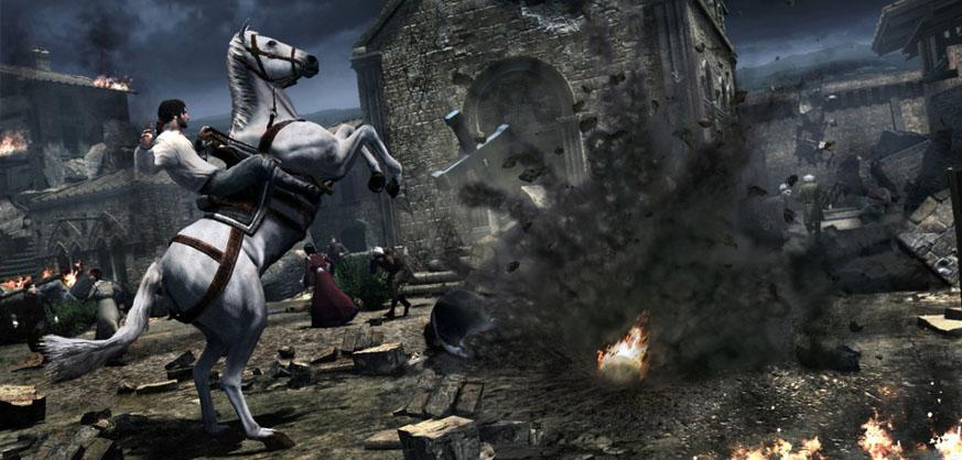 Assassin's Creed Brotherhood Intro