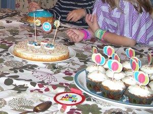 一応今年もがんばってケーキ作ったよー。