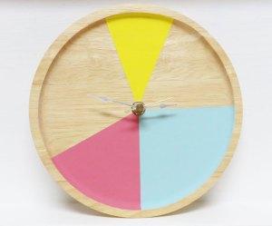 時間の針がうまくハマらず試行錯誤の上ハメたけど、動きも不具合あるようなら買い換えないといけないかも。。。