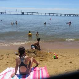 ビーチで泳いだりして楽しかった!