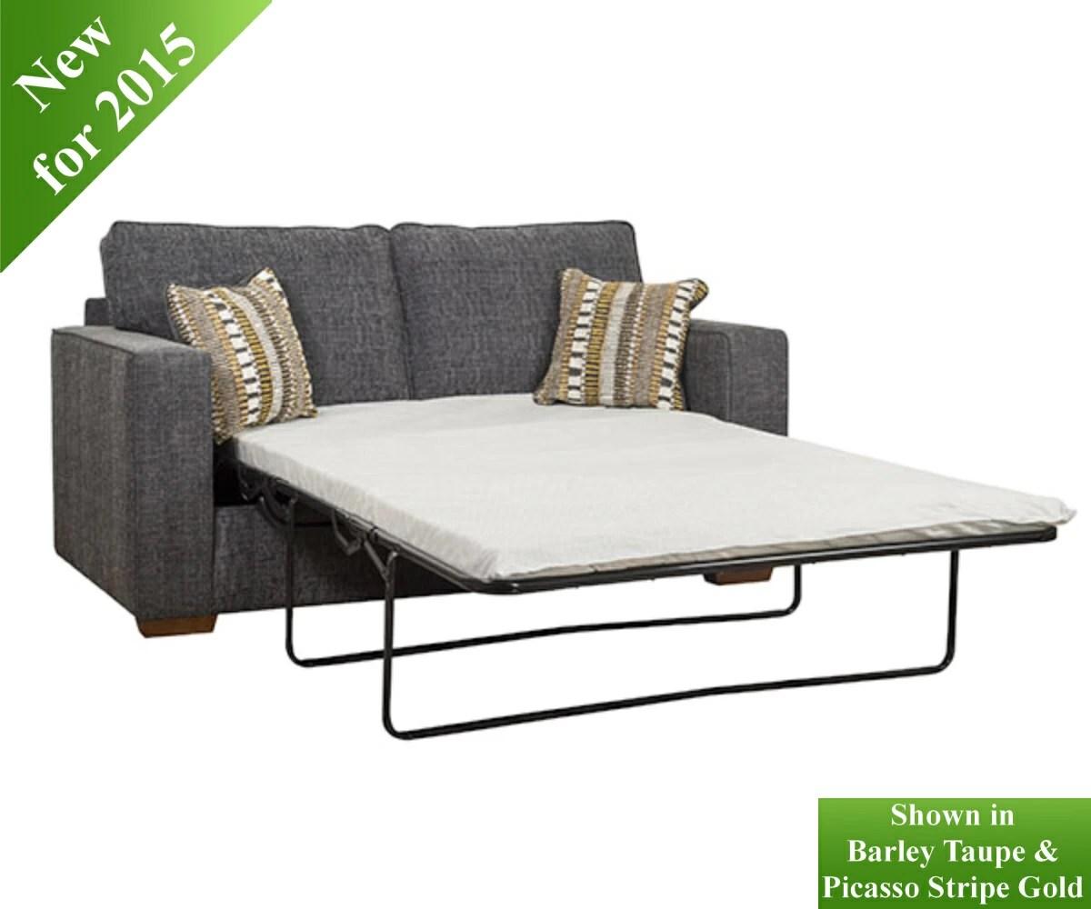 2 seat sofa bed uk ligne roset sleeper buoyant chicago seater beds rg cole