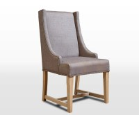 Old Charm Classic 3063 Upholstered Dining Chair - Dining ...