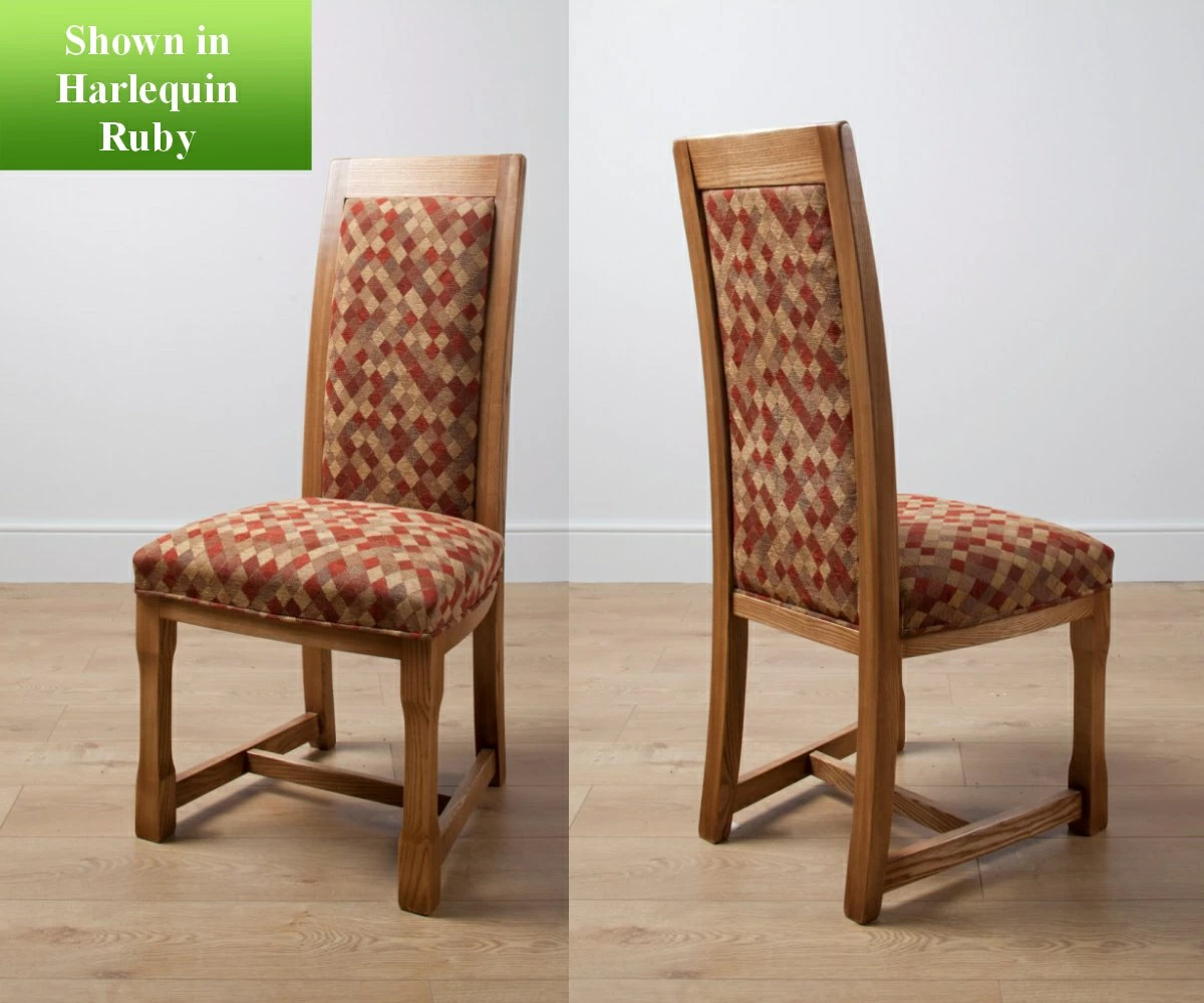 dining chairs fabric solid gold office chair old charm chatsworth 2899