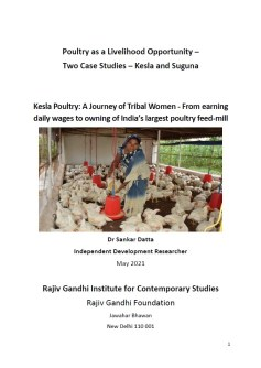 case-study-poultry-as-a-livelihood-opportunity-kesla-poultry-a-journey-of-tribal-women-from-earning-daily-wages-to-owning-of-indias-largest-poultry-feed-mill