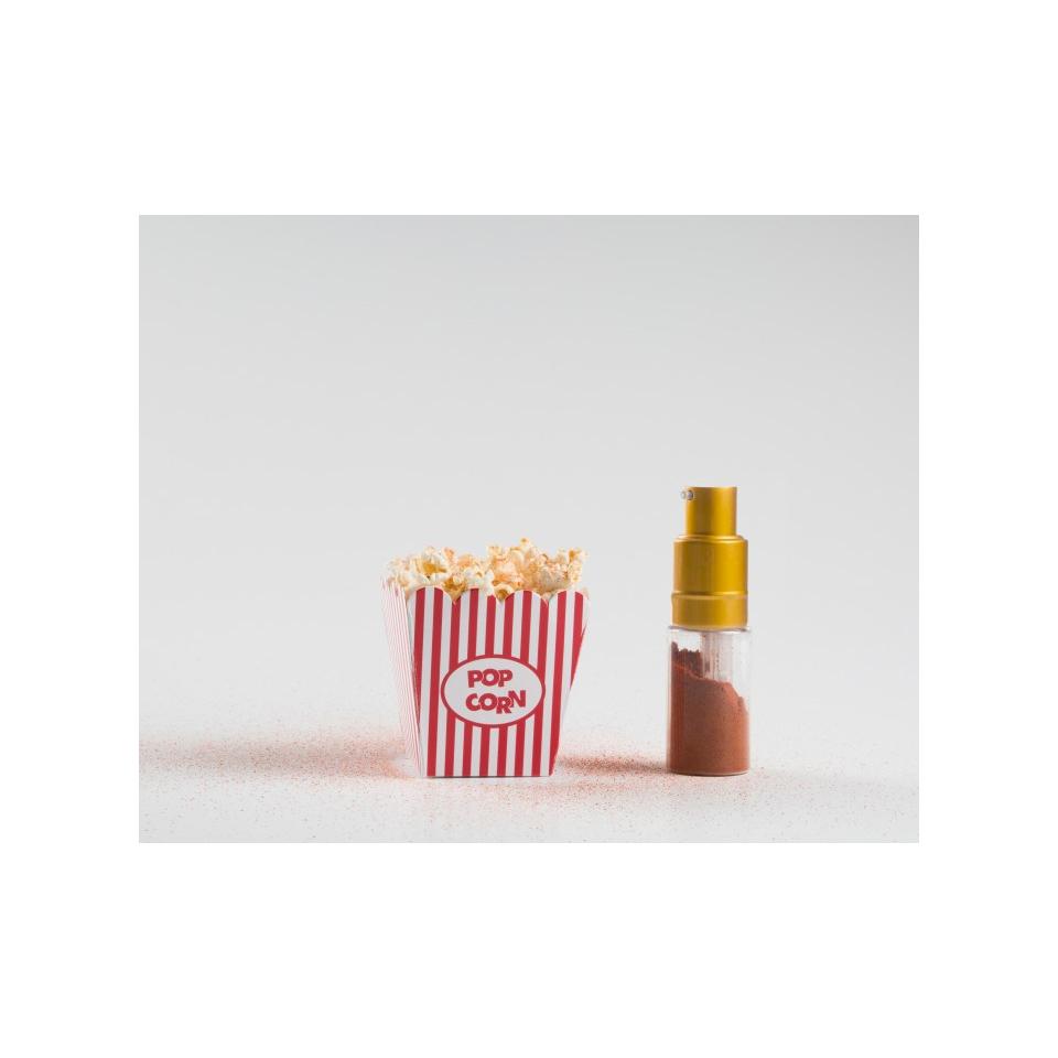 Bottiglietta spray per polvere 100 Chef in plastica con tappo oro 361842  RGMania
